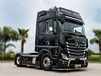 Mercedes (Мерседес) Actros
